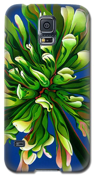 Clover Clarification Indoctrination Galaxy S5 Case