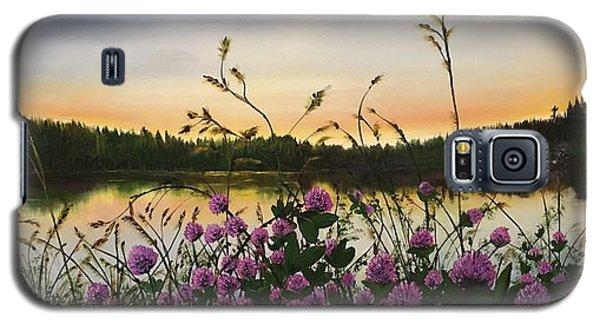 Clover Sunrise  Galaxy S5 Case