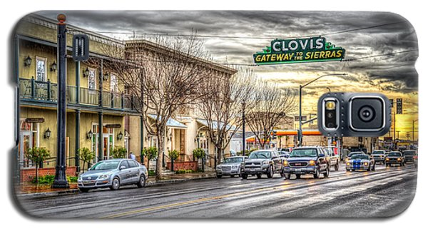Clovis California Galaxy S5 Case