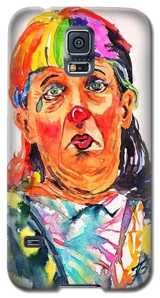 Clown Series Oh No  Galaxy S5 Case