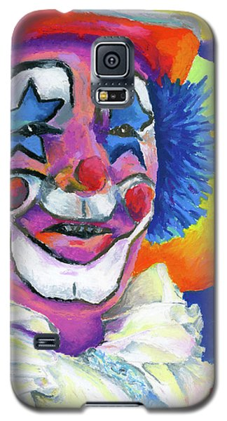 Clown With Balloons Galaxy S5 Case