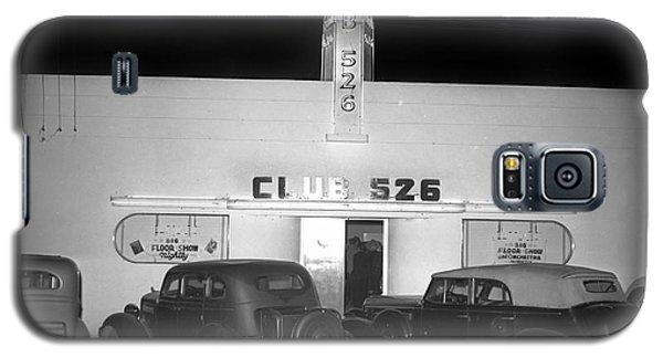 Club 526  Henry Franci, Salinas 1941 Galaxy S5 Case