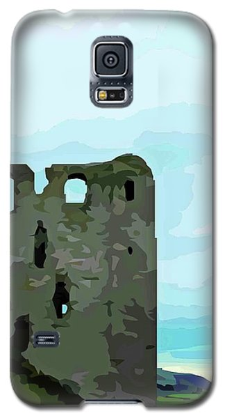 Clun Castle Galaxy S5 Case