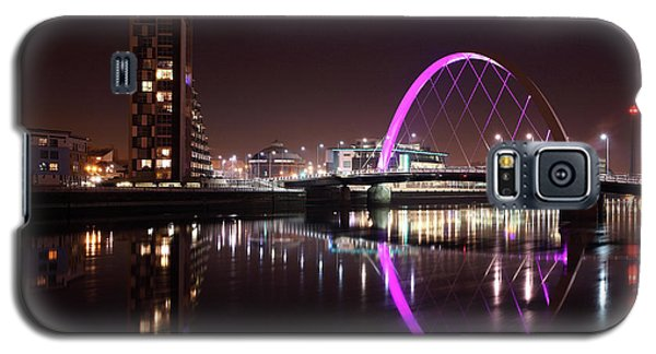 Clyde Arc Night Reflections Galaxy S5 Case