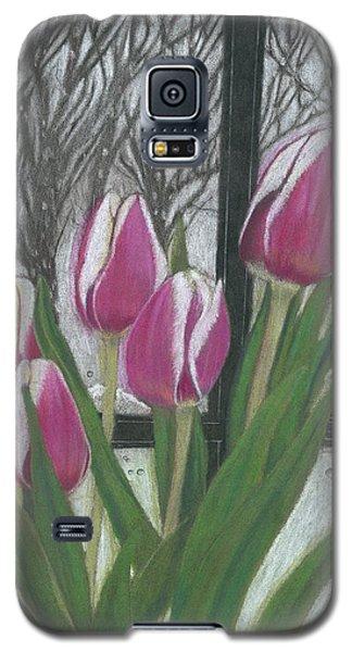 C'mon Spring Galaxy S5 Case by Arlene Crafton