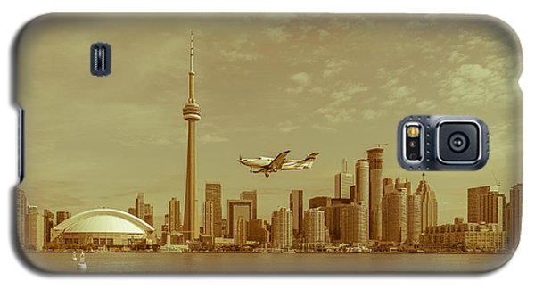Cn Tower Drive-by Galaxy S5 Case