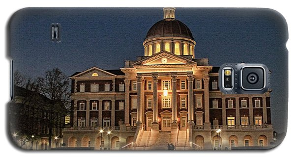 Christopher Newport Hall At Christopher Newport University Galaxy S5 Case