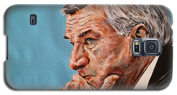 Coach Dean Smith Galaxy S5 Case