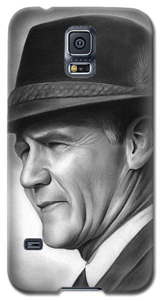 Coach Tom Landry Galaxy S5 Case by Greg Joens