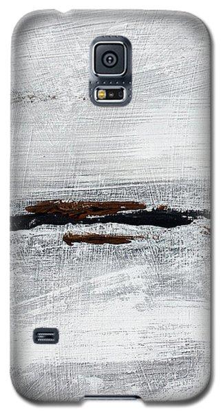 Coast # 10 Seascape Landscape Original Fine Art Acrylic On Canvas Galaxy S5 Case