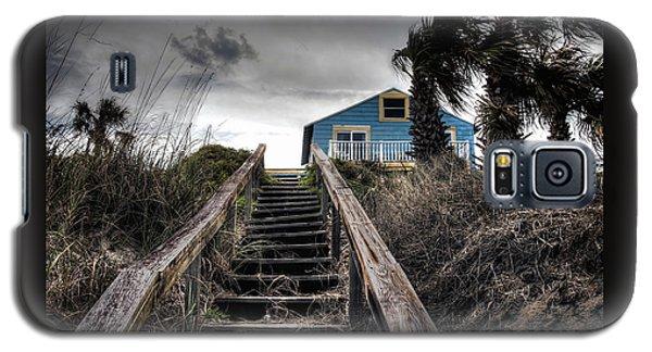 Coast Galaxy S5 Case by Jim Hill