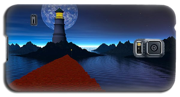 Coast Galaxy S5 Case by Mark Blauhoefer
