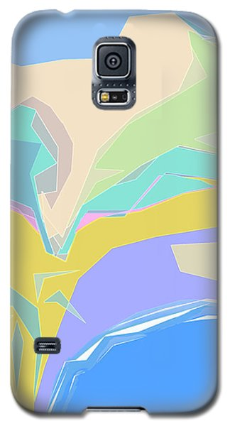 Coast Of Azure Galaxy S5 Case