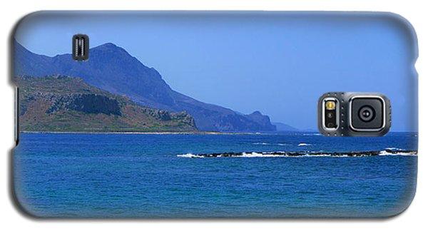 Coast Of Gramvousa Galaxy S5 Case