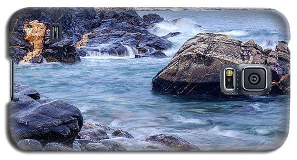 Coast Of Maine In Autumn Galaxy S5 Case