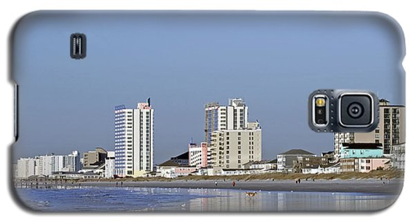Coastal Architecture Galaxy S5 Case
