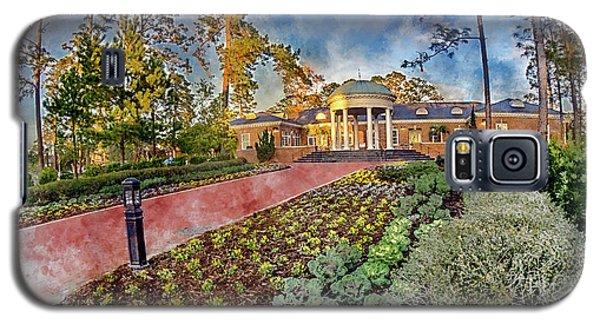 Coastal Carolina University Digital Watercolor Galaxy S5 Case