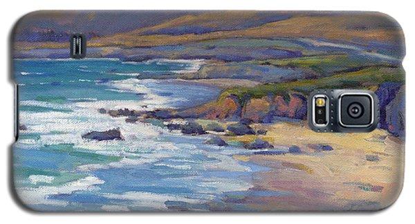 Coastal Cruising 8, San Simeon Galaxy S5 Case