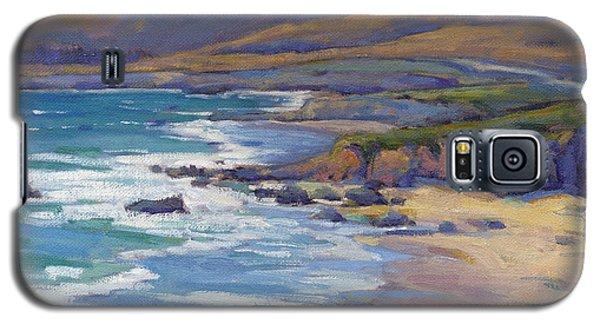 Coastal Cruising 8 / San Simeon Galaxy S5 Case