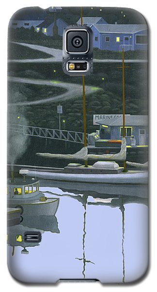 Coastal Morning Galaxy S5 Case
