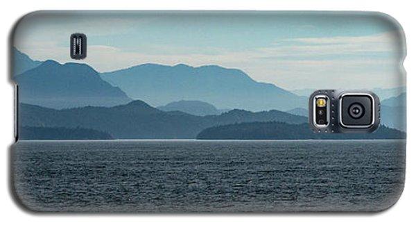 Coastal Mountains Galaxy S5 Case