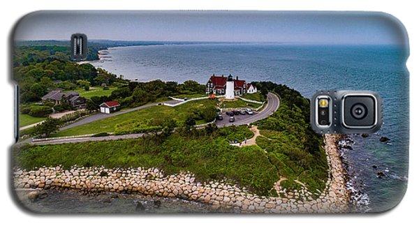 Coastal Nobska Point Lighthouse Galaxy S5 Case