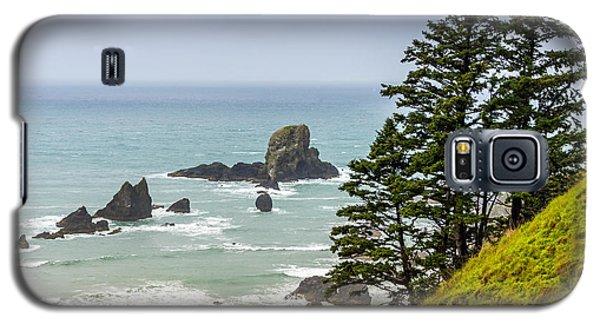 Coastal Scene Galaxy S5 Case by Jerry Cahill