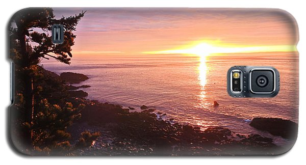 Coastal Sunrise Galaxy S5 Case