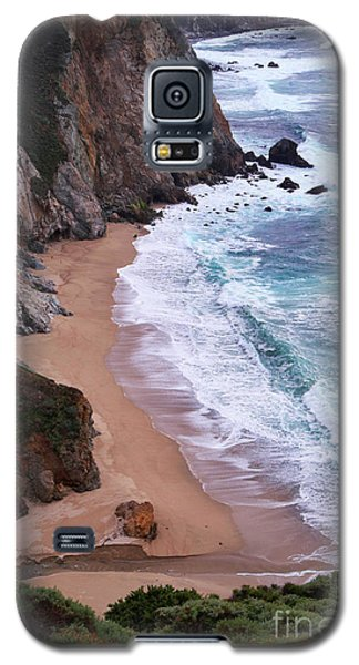 Coastal View At Big Sur Galaxy S5 Case