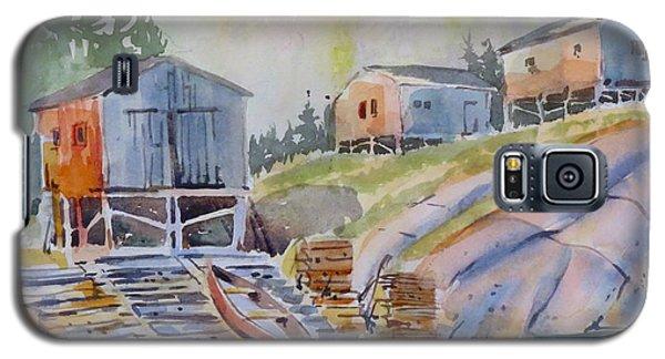Coastal Village - Newfoundland Galaxy S5 Case