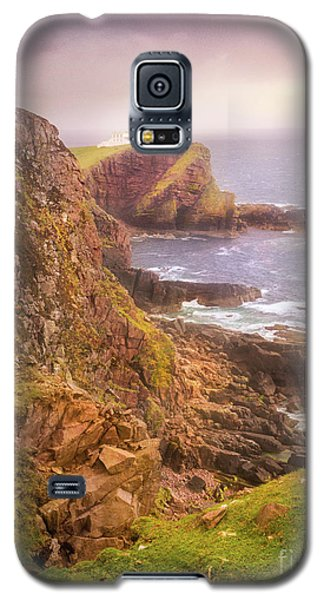 Galaxy S5 Case featuring the photograph Coastal Walks IIi by Maciej Markiewicz