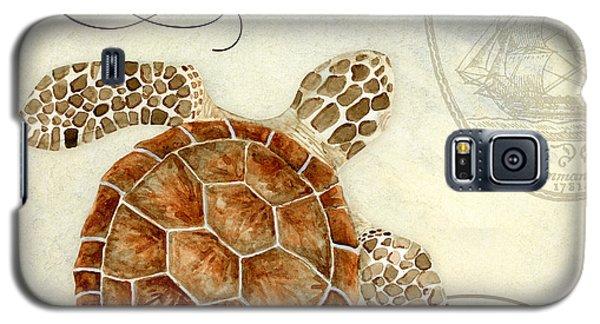 Coastal Waterways - Green Sea Turtle 2 Galaxy S5 Case