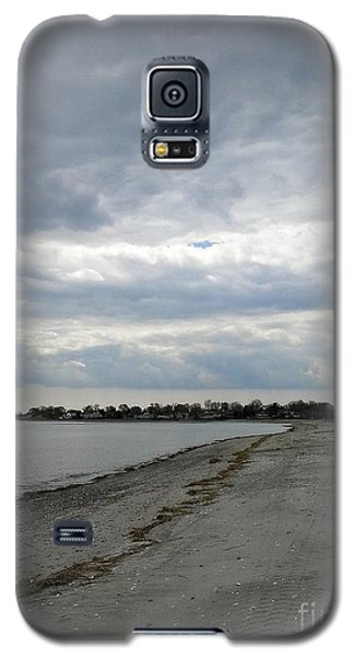 Galaxy S5 Case featuring the photograph Coastal Winter by Kristine Nora