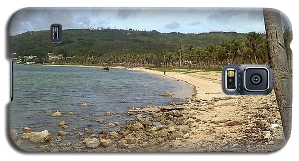 Coastline In Guam II Galaxy S5 Case