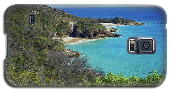 Coastline Views On Moreton Island Galaxy S5 Case