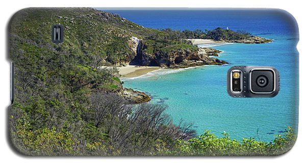 Coastline Views On Moreton Island Galaxy S5 Case