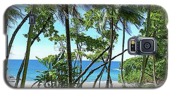 Coata Rica Beach 1 Galaxy S5 Case