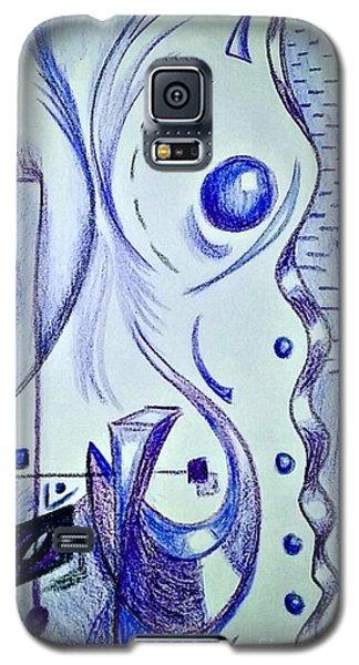 Cobalt Awakening  Galaxy S5 Case