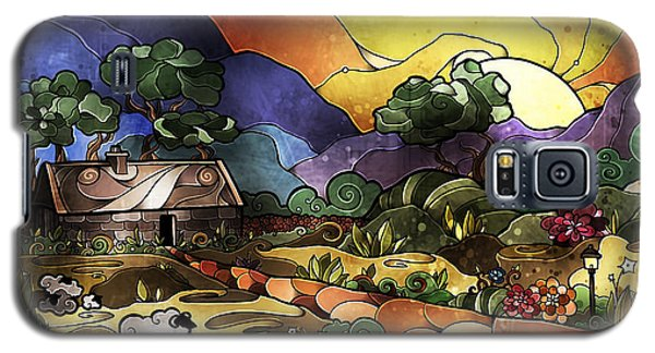 The Shepherd's Cottage Galaxy S5 Case