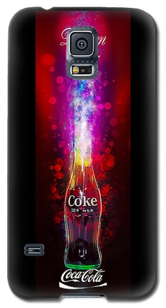 Coca-cola Dream Big Galaxy S5 Case