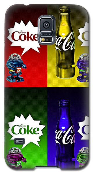 Coca-cola Forever Young 12 Galaxy S5 Case