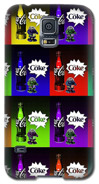 Coca-cola Forever Young 13 Galaxy S5 Case