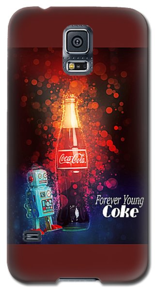 Coca-cola Forever Young 15 Galaxy S5 Case