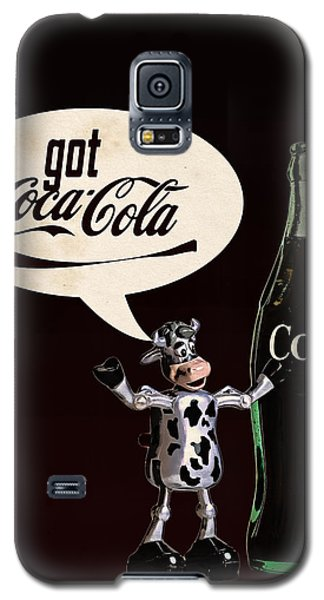 Coca-cola Forever Young 18 Galaxy S5 Case