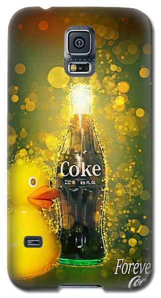 Coca-cola Forever Young 5 Galaxy S5 Case