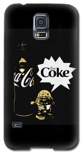 Coca-cola Forever Young 7 Galaxy S5 Case