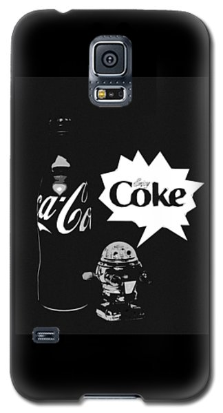 Coca-cola Forever Young 9 Galaxy S5 Case
