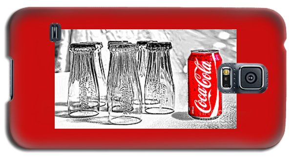 Coca-cola Ready To Drink By Kaye Menner Galaxy S5 Case