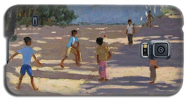 Cricket Galaxy S5 Case - Cochin by Andrew Macara