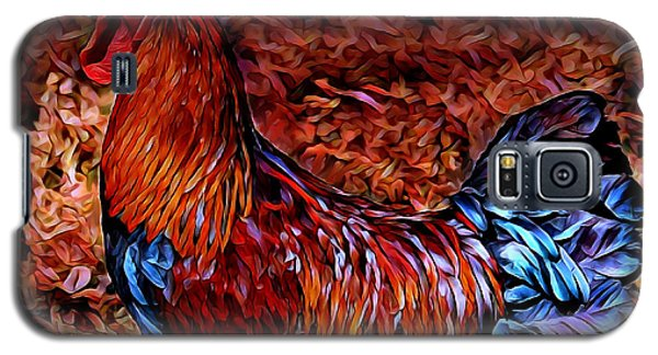 Cock Rooster Galaxy S5 Case